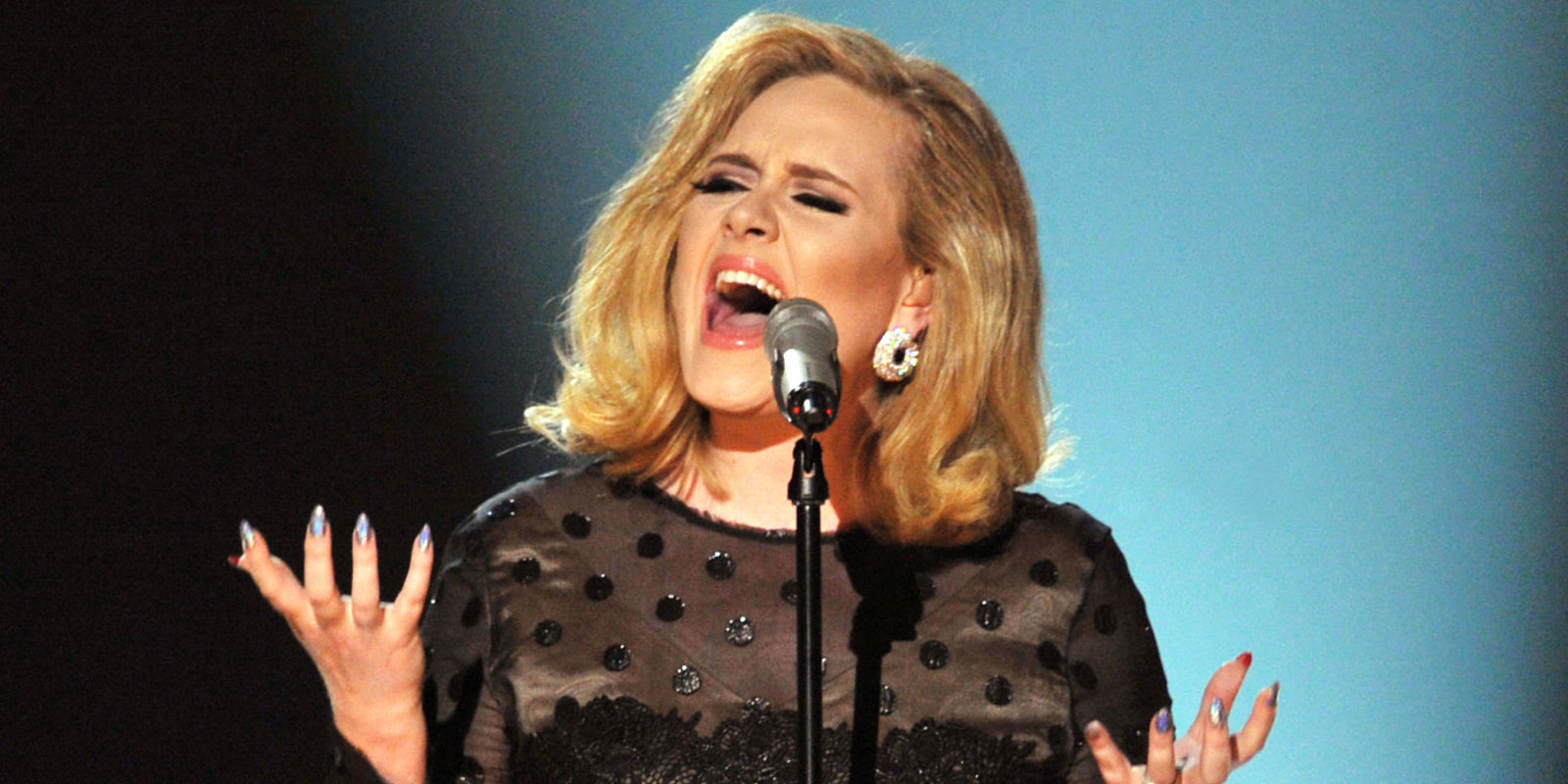 Adele Writing '25' Songs About Her Ex