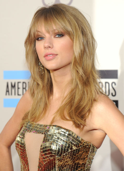 At the 2013 American Music Awards.