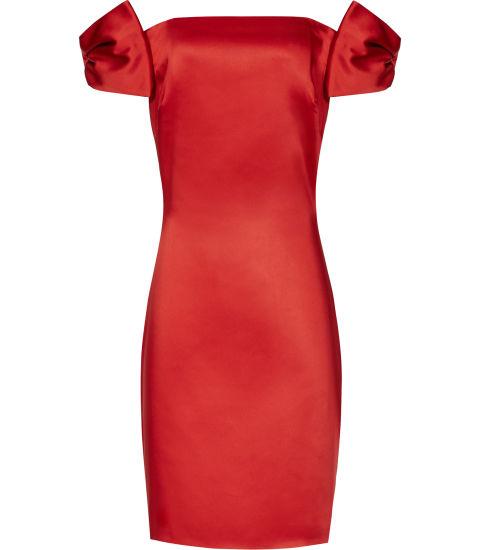 Reiss Bow-Detail Dress, $465; reiss.com