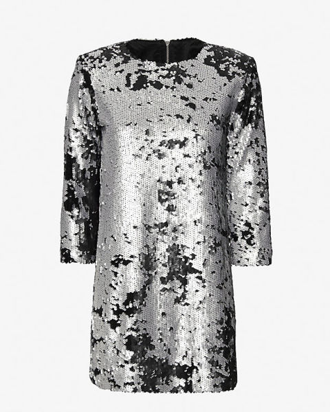 Elizabeth and James Danya Sequin Dress, $465; intermix.com
