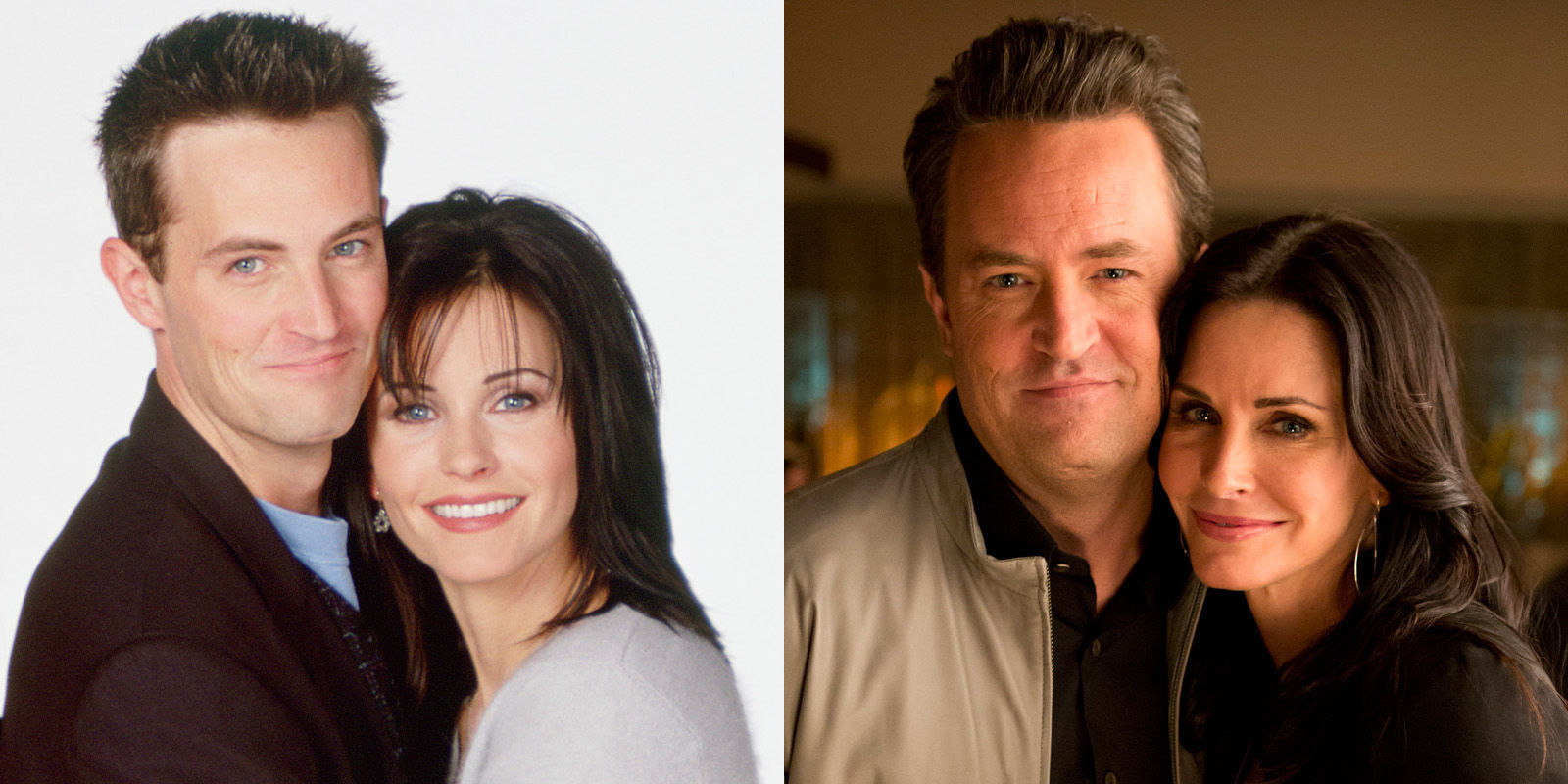 Matthew Perry And Courteney Cox Dating Rumors Monica And