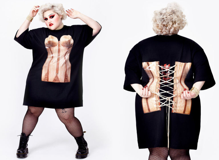 Rocker Beth Ditto is Releasing a Plus-Size Clothing Line and T ...