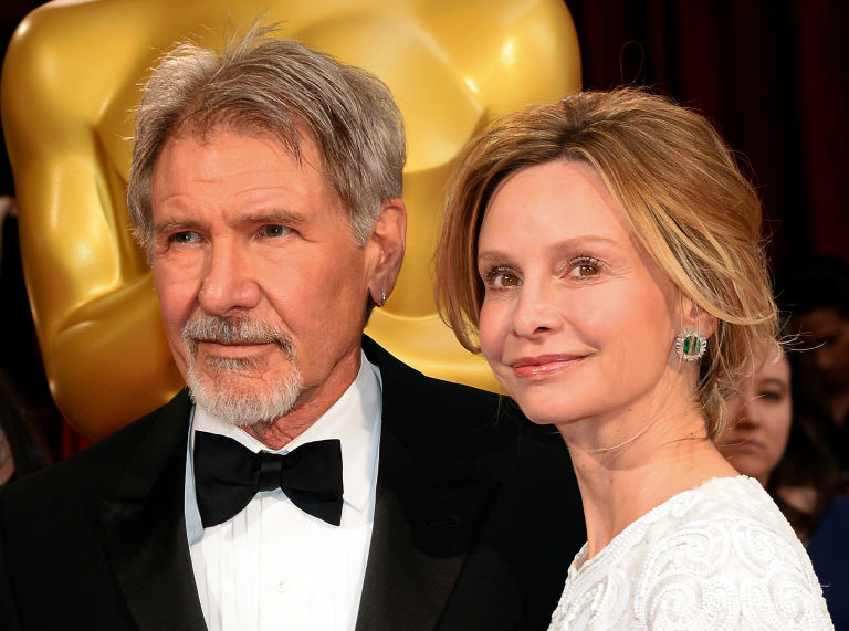 Image result for harrison ford and calista flockhart