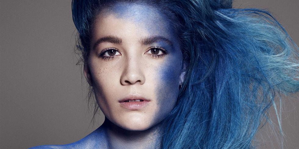 Halsey Eyebrows: Breakout Musicians Of 2015: Halsey, Tori Kelly, Tinashe