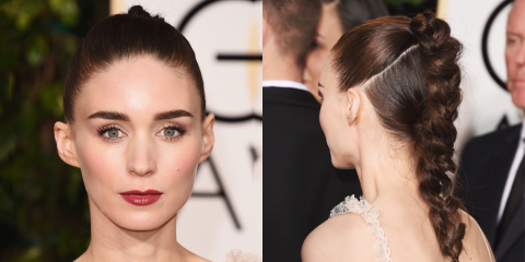 The 12 best beauty looks from the 2016 golden globes for Adir abergel salon