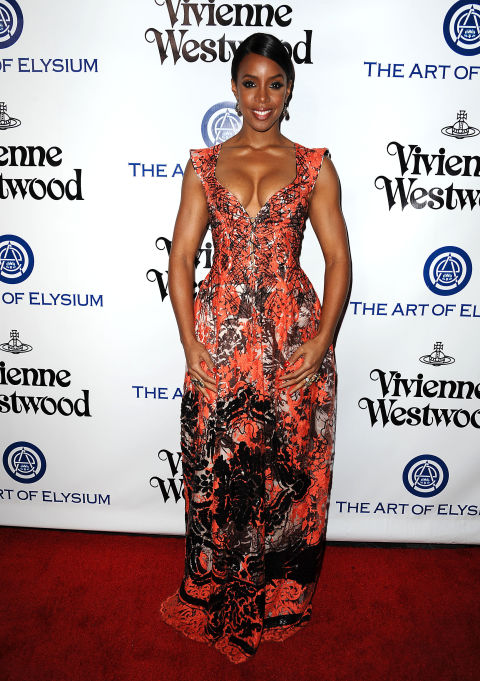 Check Out The Best Dressed At The Art Of Elysium Heaven Gala
