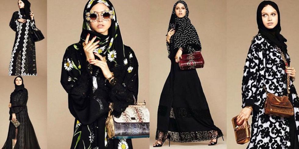 8 Desainer dan Brand Luar Negeri Yang Mengeluarkan Koleksi Hijab & Baju Muslim