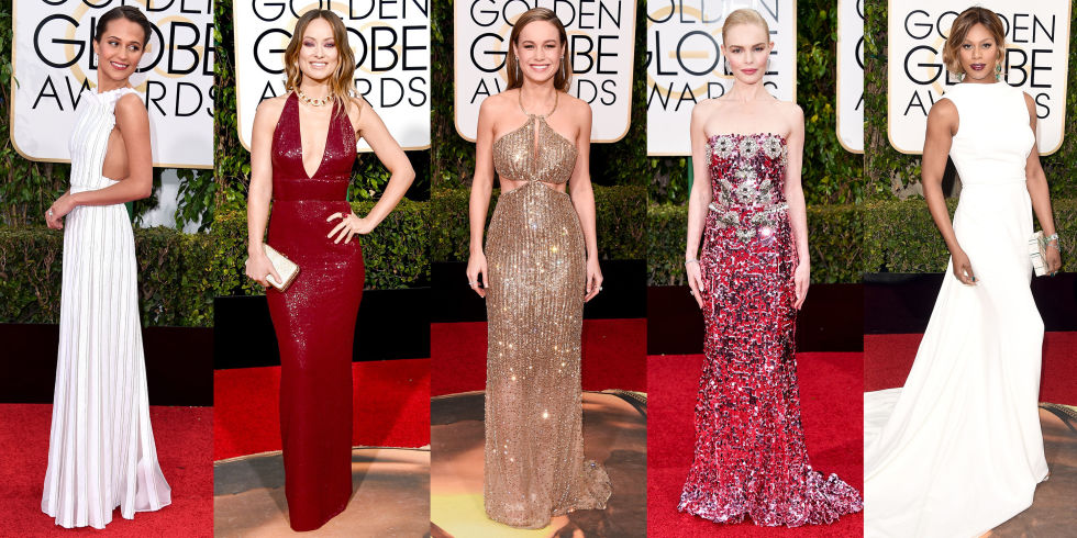 The Best Dressed at the 2016 Golden Globes