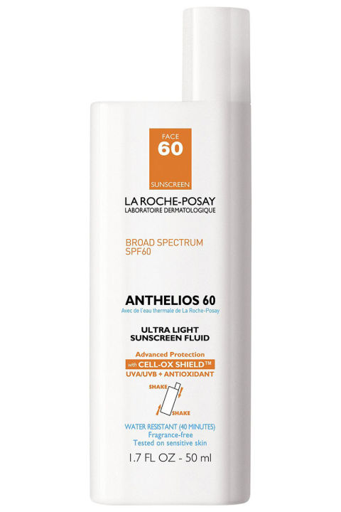 sunscreen la roche posay anthelios 60 ultra light sunscreen fluid 30. Black Bedroom Furniture Sets. Home Design Ideas