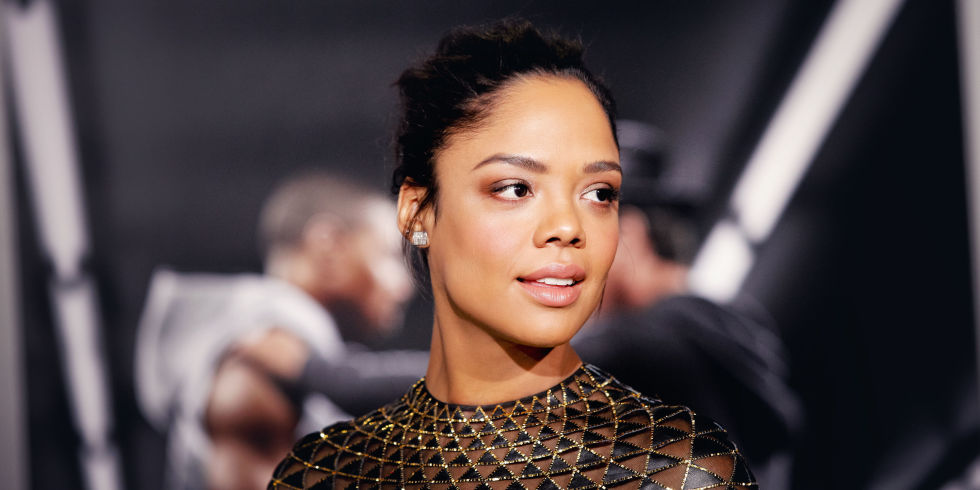 tessa thompson height weight