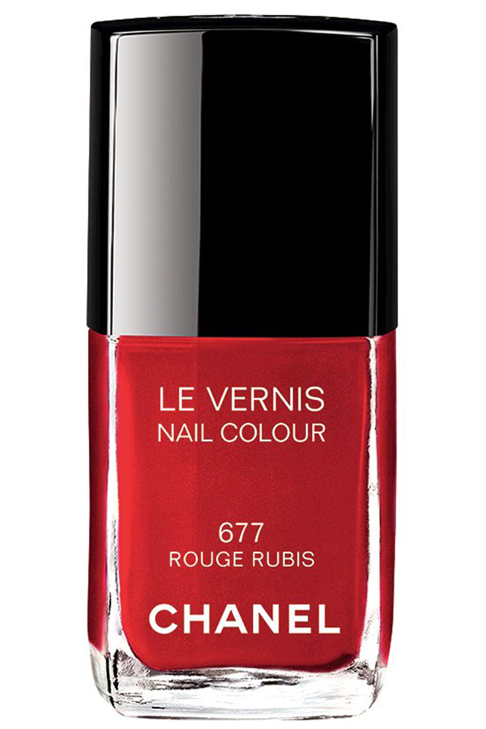 9 of the Newest Red Nail Polishes for Valentine's Day ...