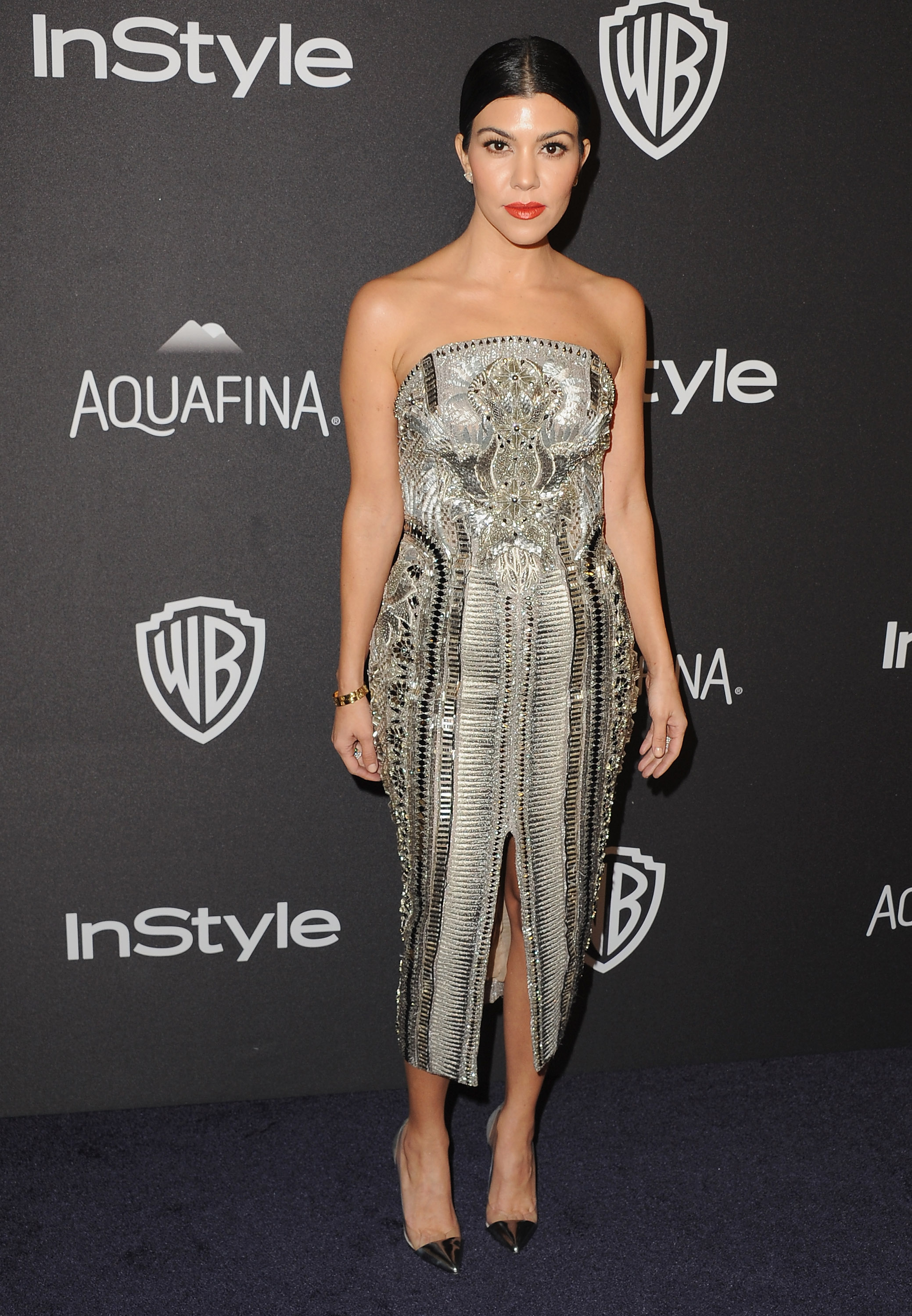 Golden Globes After Party Dresses - Golden Globes 2016 Party Looks