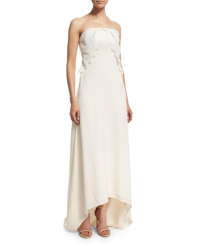Self portrait dresses self portrait bridal gown for Self portrait wedding dress
