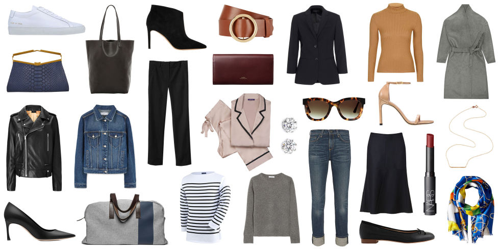 wardrobe basics for spring 2015 2