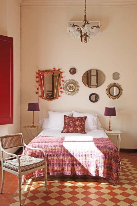 Book a trip to the Hotel Aiguaclara in Begur, Spain. Originally built in 1866, this colonial-style mansion has been transformed into a charming B&B where, upon entering your suite, you'll be greeted by your favorite song on the speakers and a bottle of cava on the bedside table. Wake up in a quaint, sunshine-filled bedroom, then brunch among your fellow travelers in the outdoor eating space peppered with vintage curiosities and heart-shaped tchotchkes. Make your way through the lost-in-time town to one of the eight local coves and beaches. After a few days spent canoodling on some of the most secluded beaches in all of Spain, there's no way your relationship won't be back on track.Hotel Aiguaclara, from $103 per night, hotelaiguaclara.com.