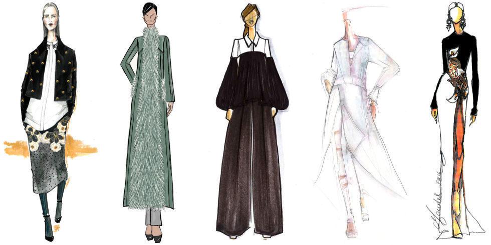 NYFW Designers Share their Inspiration for Fall 2016