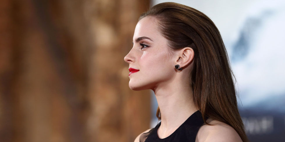 How To Create Belles Hairstyle From Beauty And The Beast : Emma watson in yellow belle dress rumored first beauty and the