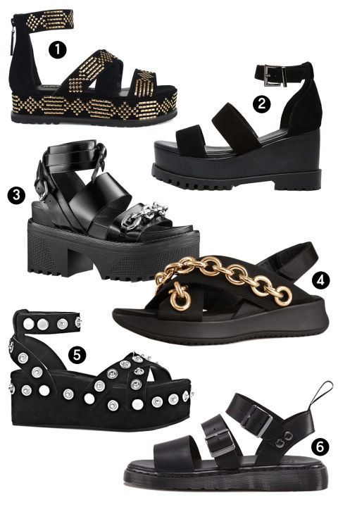 10 Spring Shoe Trends For 2016 Spring Sandals Sneakers