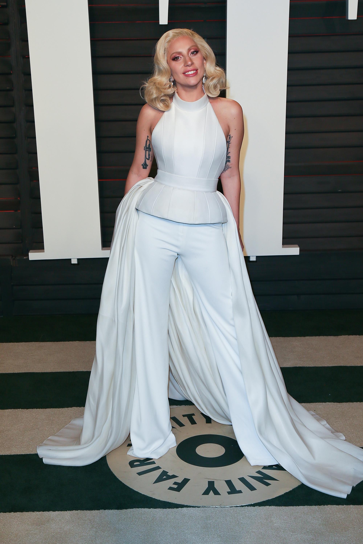 2016 Oscars After Party Dresses - Vanity Fair Oscars Party 2016 ...