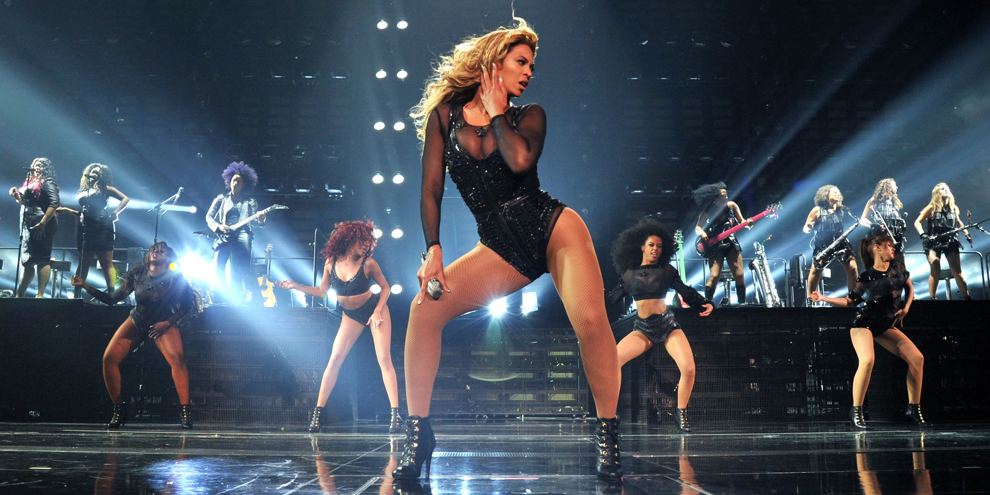This Beyonc 233 Inspired Workout Is The Most Fun You Ll Ever