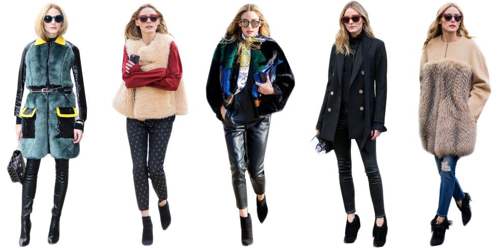Olivia Palermo Style 2016 Fashion Week Street Style