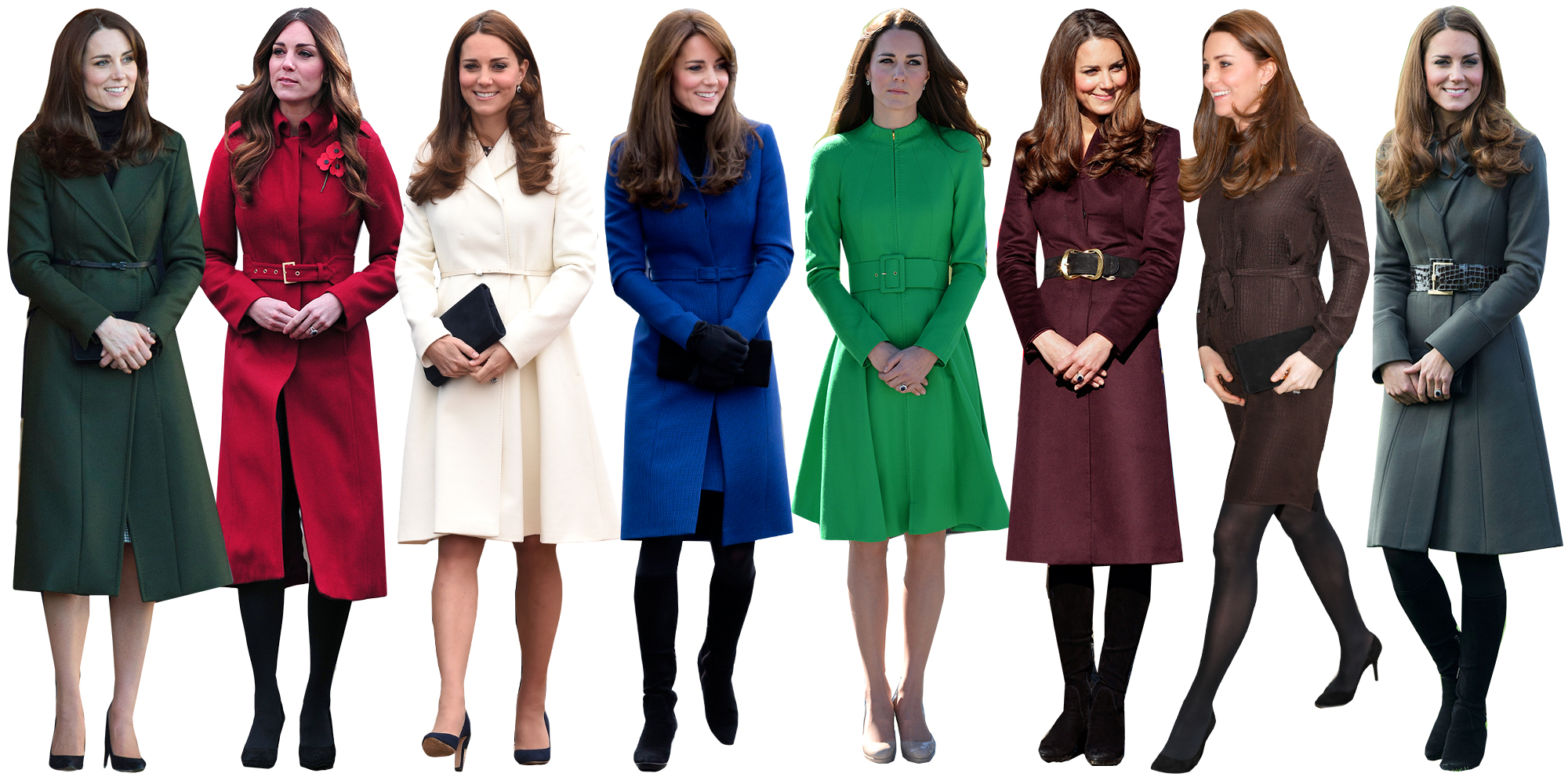 Definitive Proof Kate Middleton Only Wears 7 Things