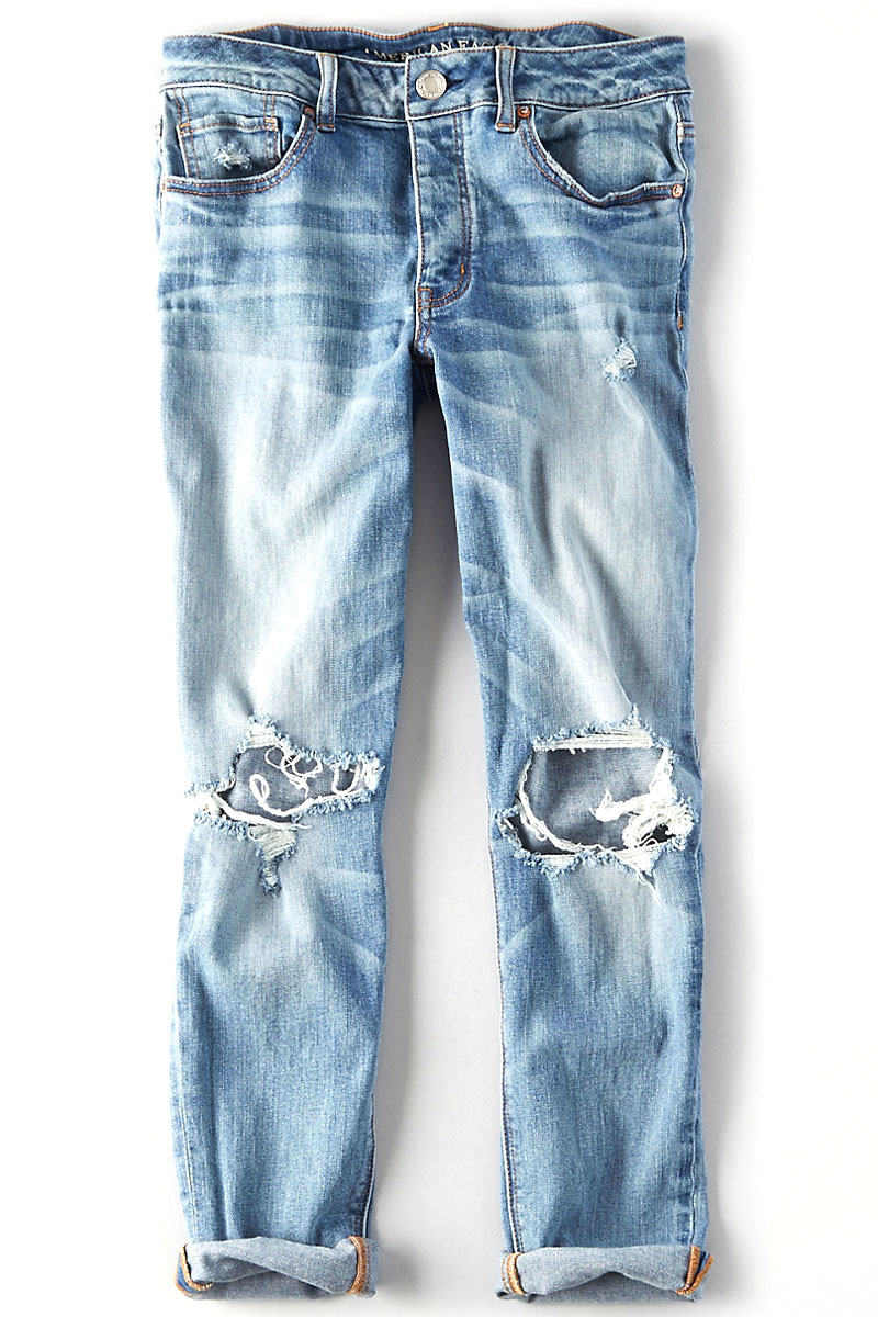 Best Boyfriend Jeans 2016 - Slouchy Boyfriend Denim We Love