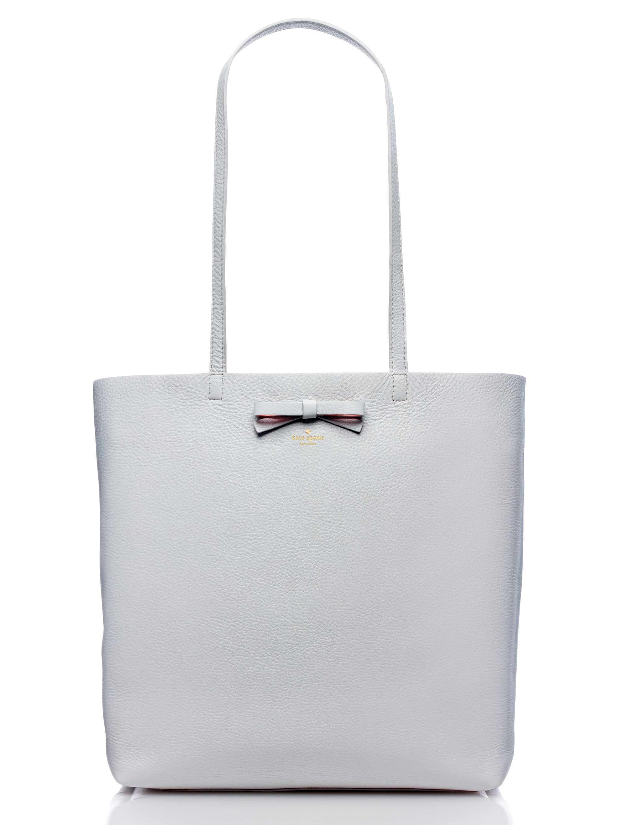 White Leather Tote Handbags   Luggage And Suitcases