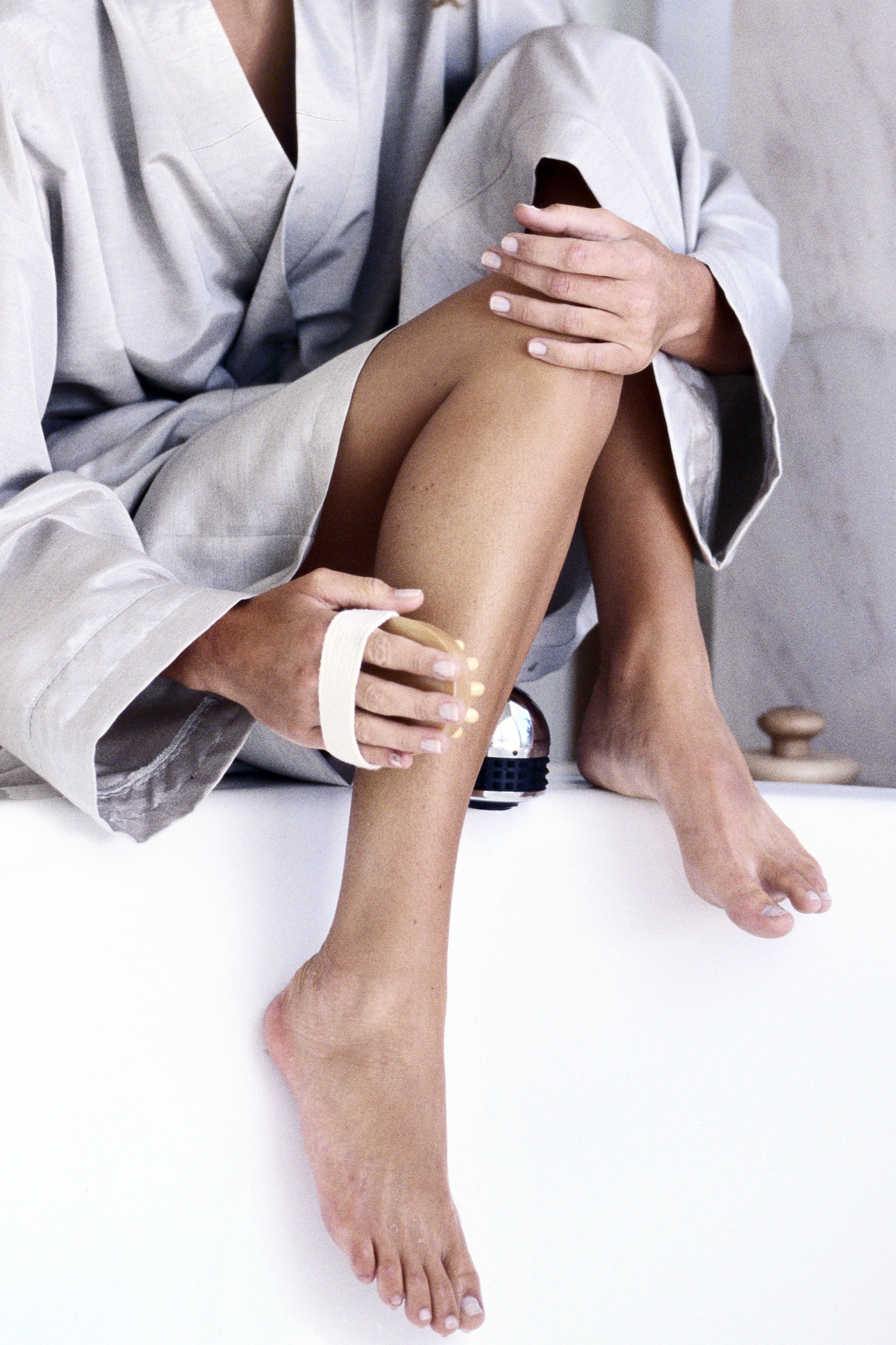 How to Shave Your Legs Less - Tips for Shaving Your Legs