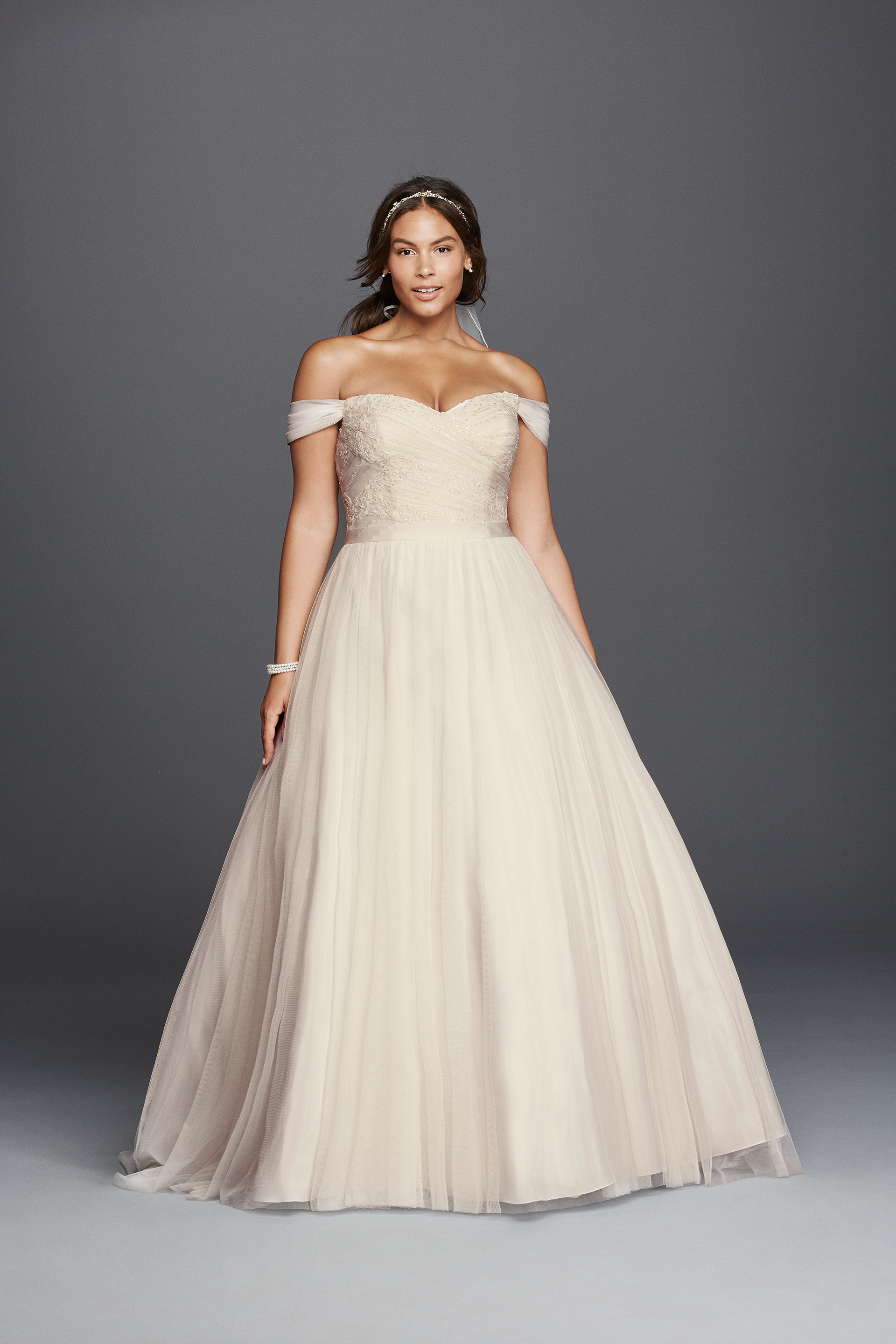 Wedding Plus Size Dresses 58