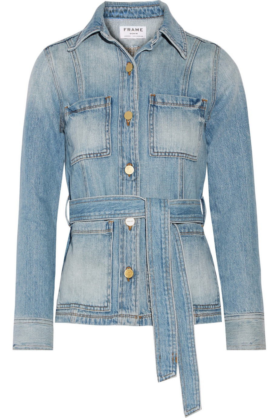 10 Denim Jackets for Women - Classic Jean Jacket Options for ...