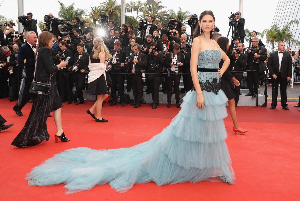 gettyimages 530557600 master - Церемония открытия Каннского кинофестиваля - 2016: красная дорожка.