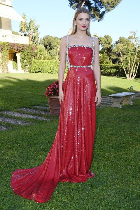 Amfar Gala dresses 2016