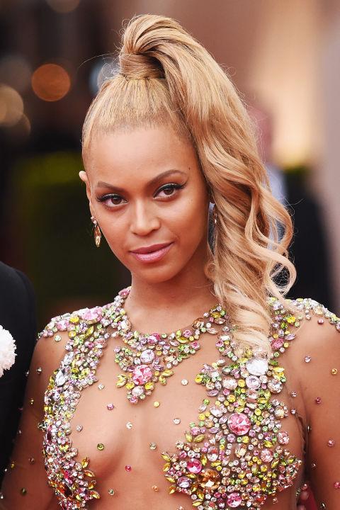 As seen on Beyoncé.