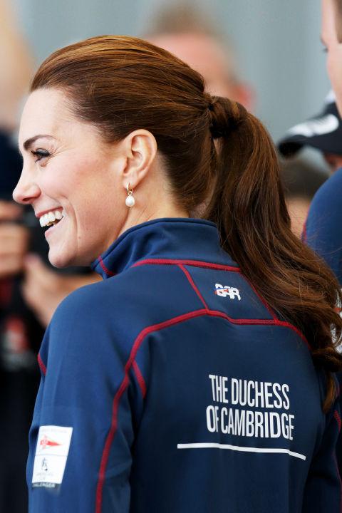 As seen on Kate Middleton.