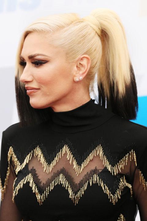 As seen on Gwen Stefani.
