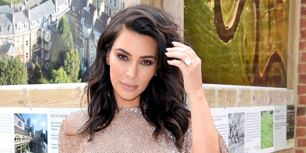 Kim Kardashian Is Officially Over Contouring