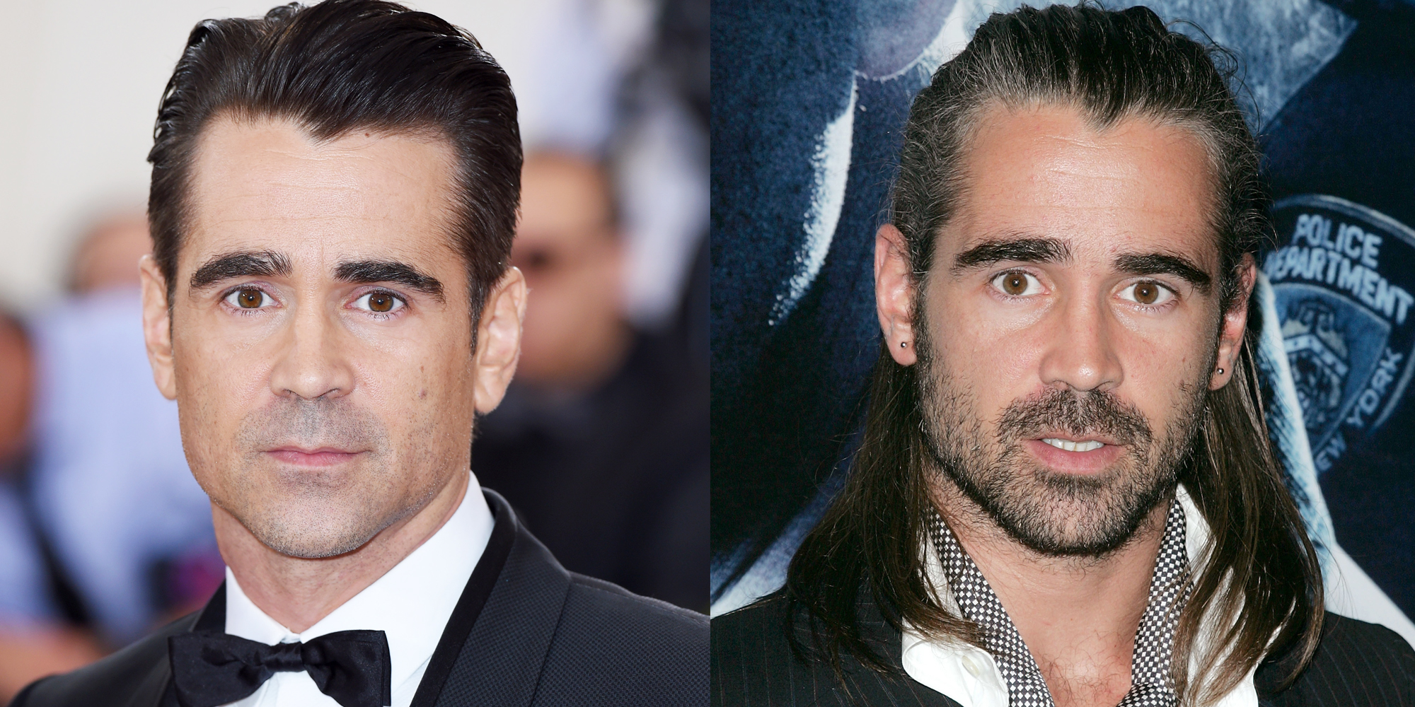 17 Hot Celebrities With Beards - Best Before And After Celebrity