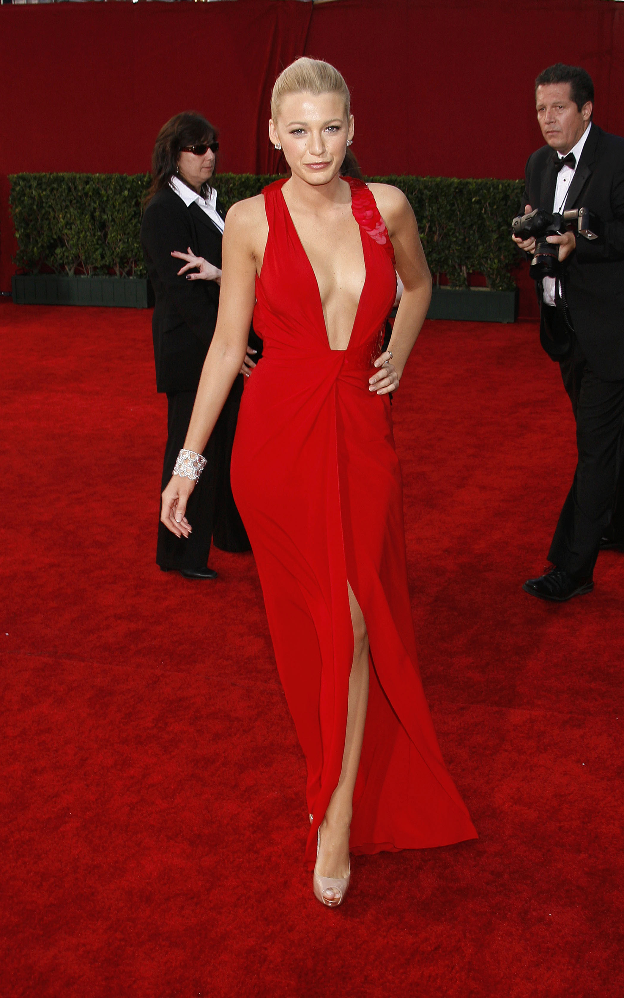 Best Red Dresses in Fashion History - Iconic Red Dresses