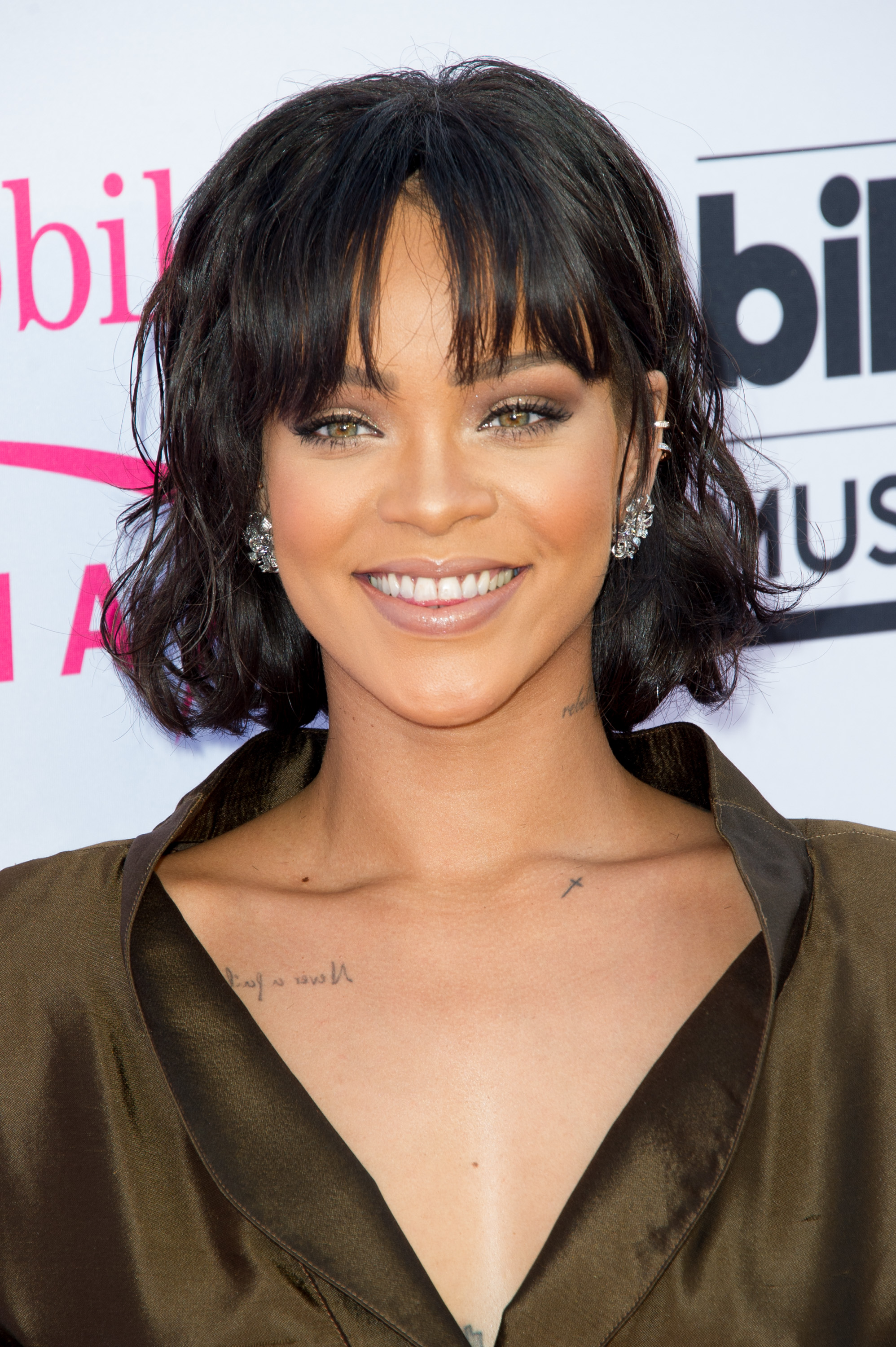 Stupendous 100 Hairstyles With Bangs You39Ll Want To Copy Celebrity Haircuts Short Hairstyles For Black Women Fulllsitofus
