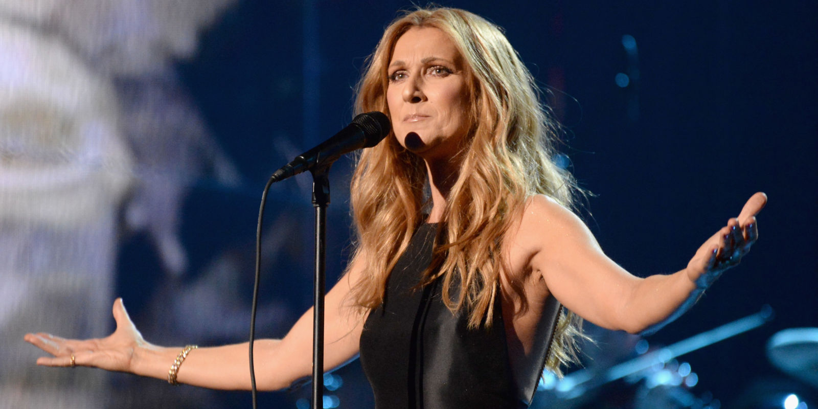 celine dion is launching a clothing line. Black Bedroom Furniture Sets. Home Design Ideas