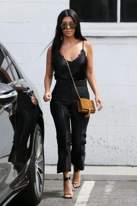 Kourtney Kardashian Style Kourtney Kardashian Fashion Photos