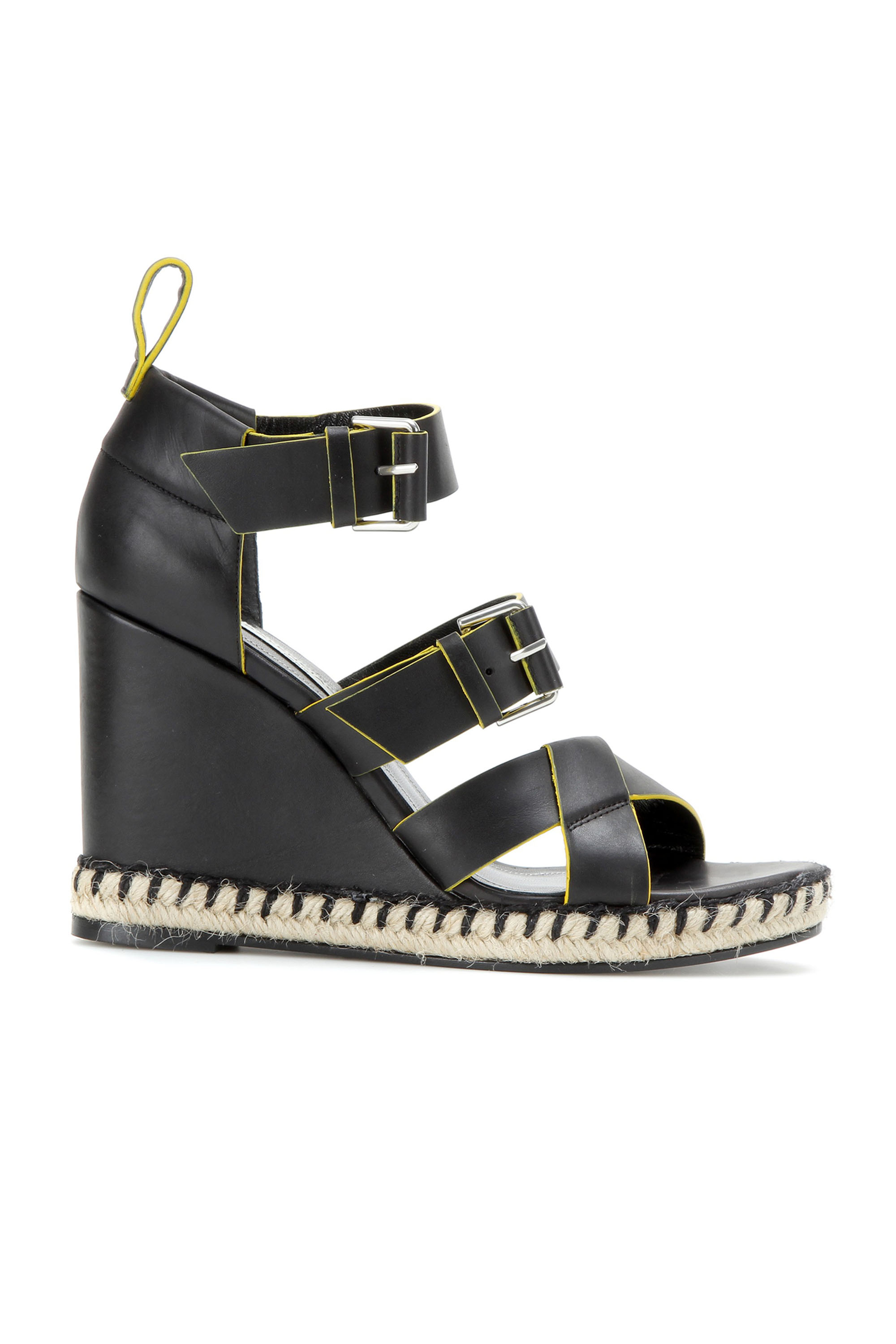 Wedge sandals town shoes