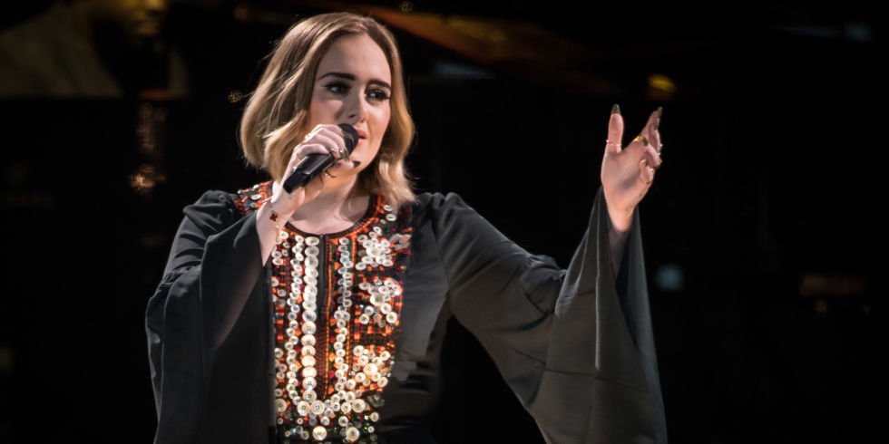 Adele Headlines Glastonbury, Moves the Audience to Tears