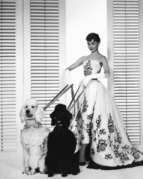 Одри Хепберн платье от Givenchy