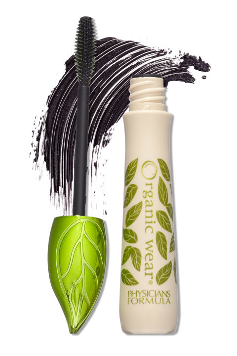 """Love. This. Stuff,"" says dermatologist Mona Gohara, MD, of ultrablack Physicians Formula Organic Wear Natural Mascara, with soothing cucumber and aloe. ""Volumizing, lengthening, and hypoallergenic? Music to my eyes."""