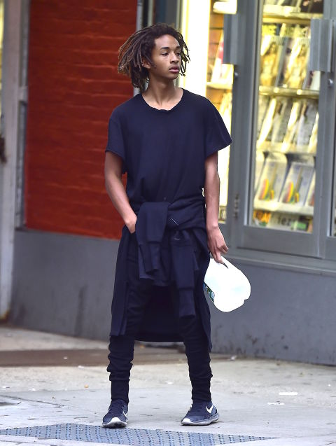 11 Times You Should Steal Birthday Boy Jaden Smith S Style