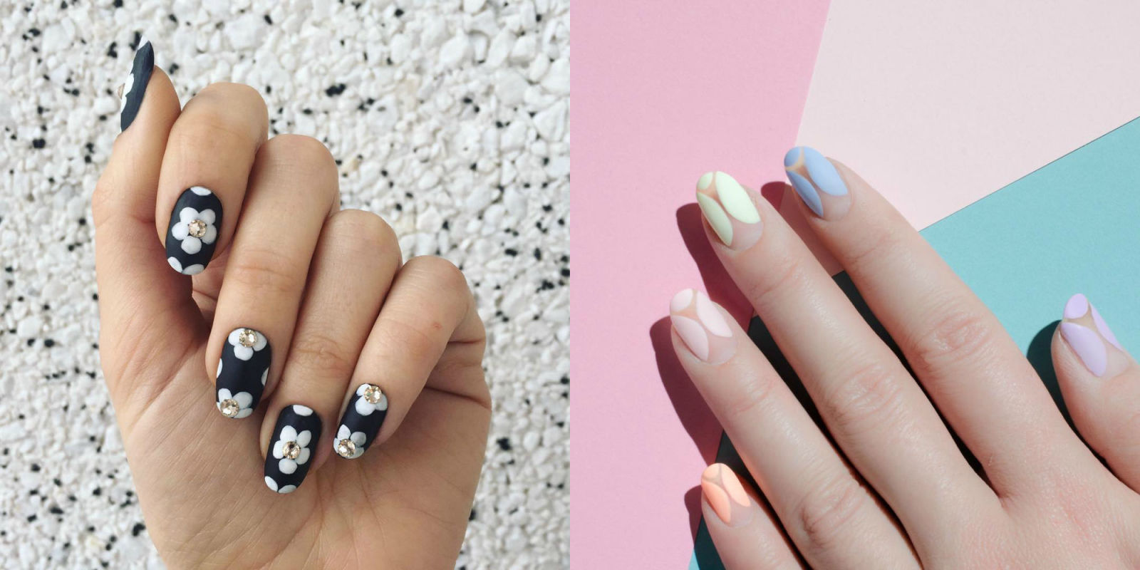 Luxury 2016 Nail Trends Mold