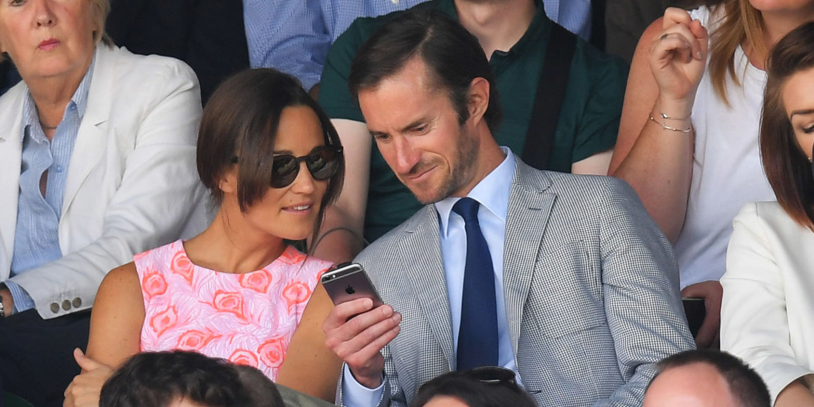 Pippa Middleton Engaged - Who Is James Matthews, Her Fiance? - photo#22