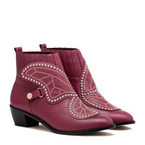 Sophia Webster Karina Butterfly Boots, $650; sophiawebster.com
